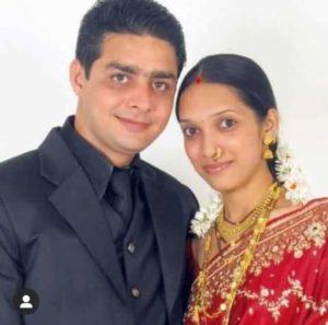 Hindustani Bhau Wife
