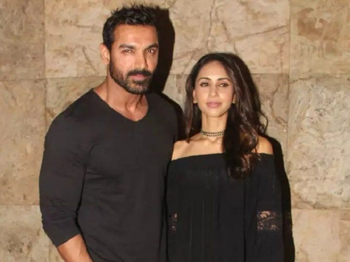 Priya and John Photo