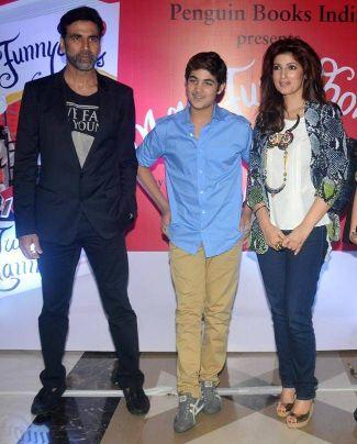 Family Photo of Aarav Kumar