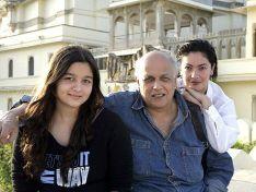 Mahesh Bhatt Photos with daughter