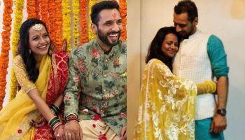 Nidhi Moony Singh With Punit Pathak