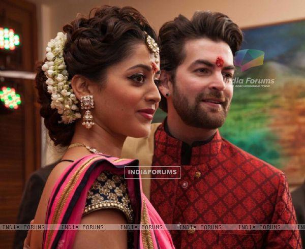 Marriage Photo of Rukmini Sahay