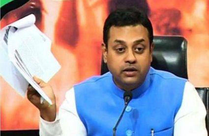 Sambit Patra BJP Politician