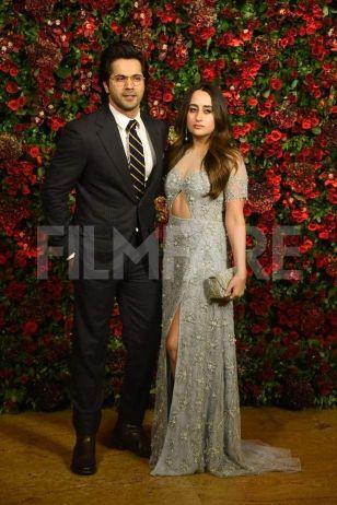 Photo of Varun Dhawan and Natasha Dalal