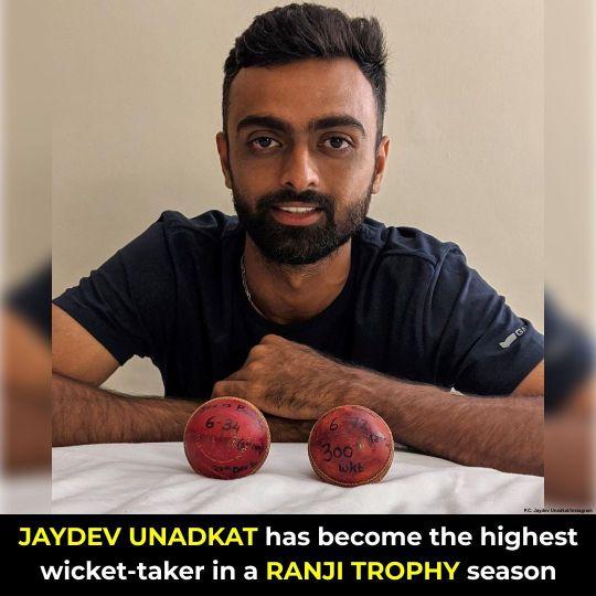 Jaydev Unadkat photo