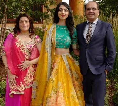 Family of Elissa Patel