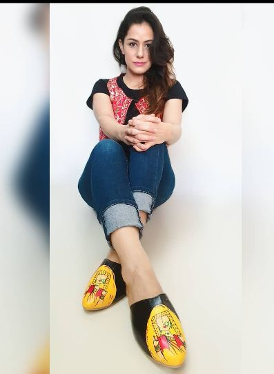 Ridhima Jain hot photo