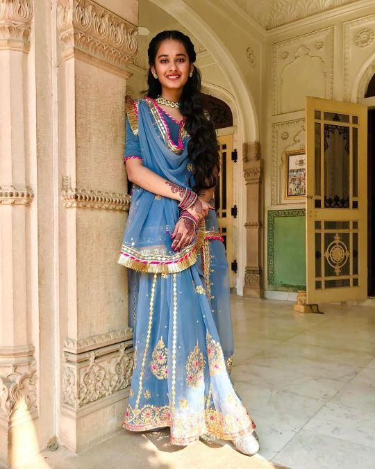Bridal looks of Virti Vaghani
