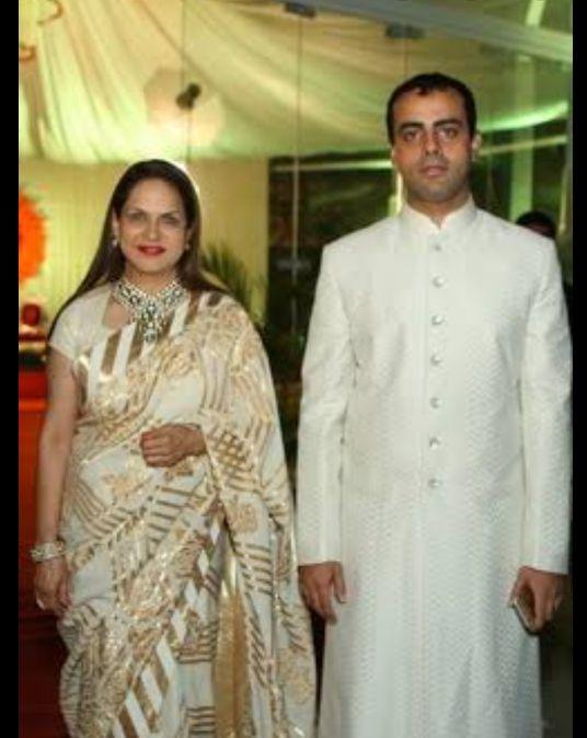 Bhim Bachchan family photo