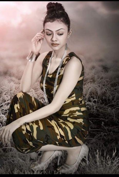 Hot pics of Arina Dey