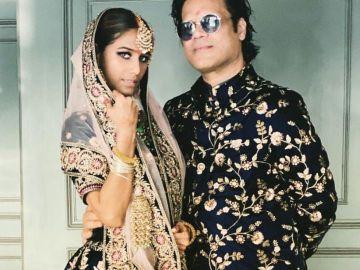 Sam Bombay and Poonam Pandey