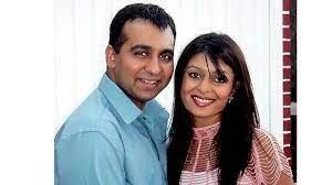 Kavita Kundra photo with Raj
