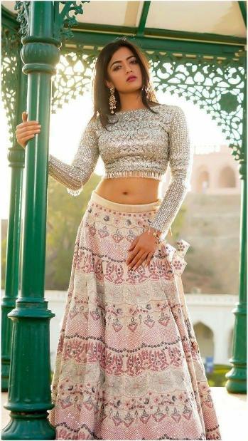 Hot photo of Rashmika Mandhana