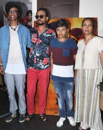 Sutapa Sikdar family photo