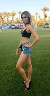 Calli Taylor hot photo