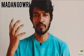 Madan Gowri YouTube channel