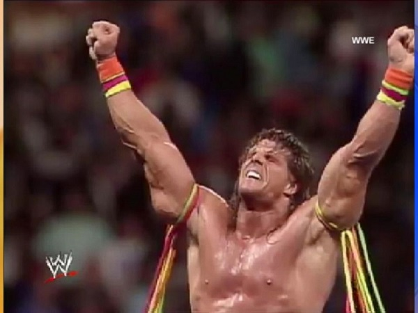 Ultimate Warrior images