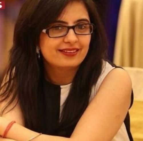 Niti Chaudhary