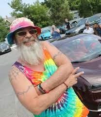 Tim Schmidt happy hippie photo