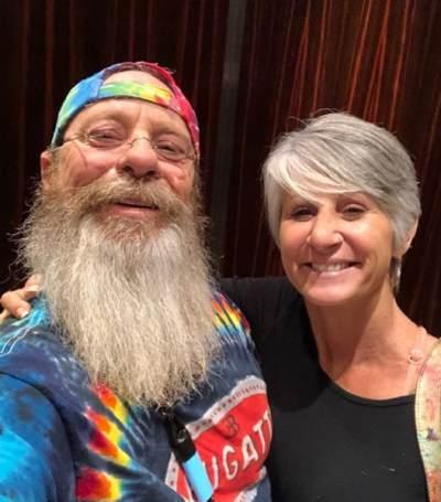 Pics of Tim Schmidt happy hippie